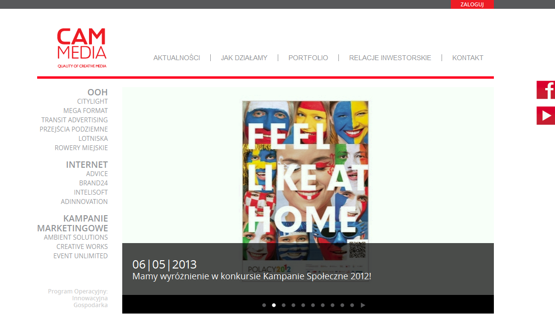 Project CAMmedia.pl