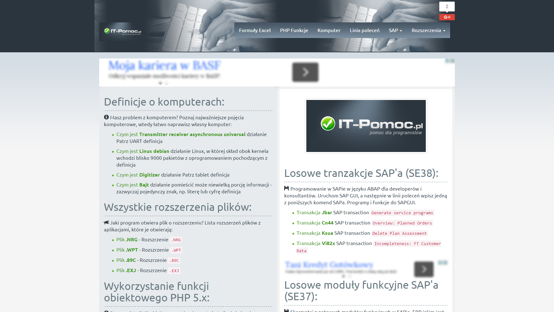 Projekt IT-Pomoc.pl