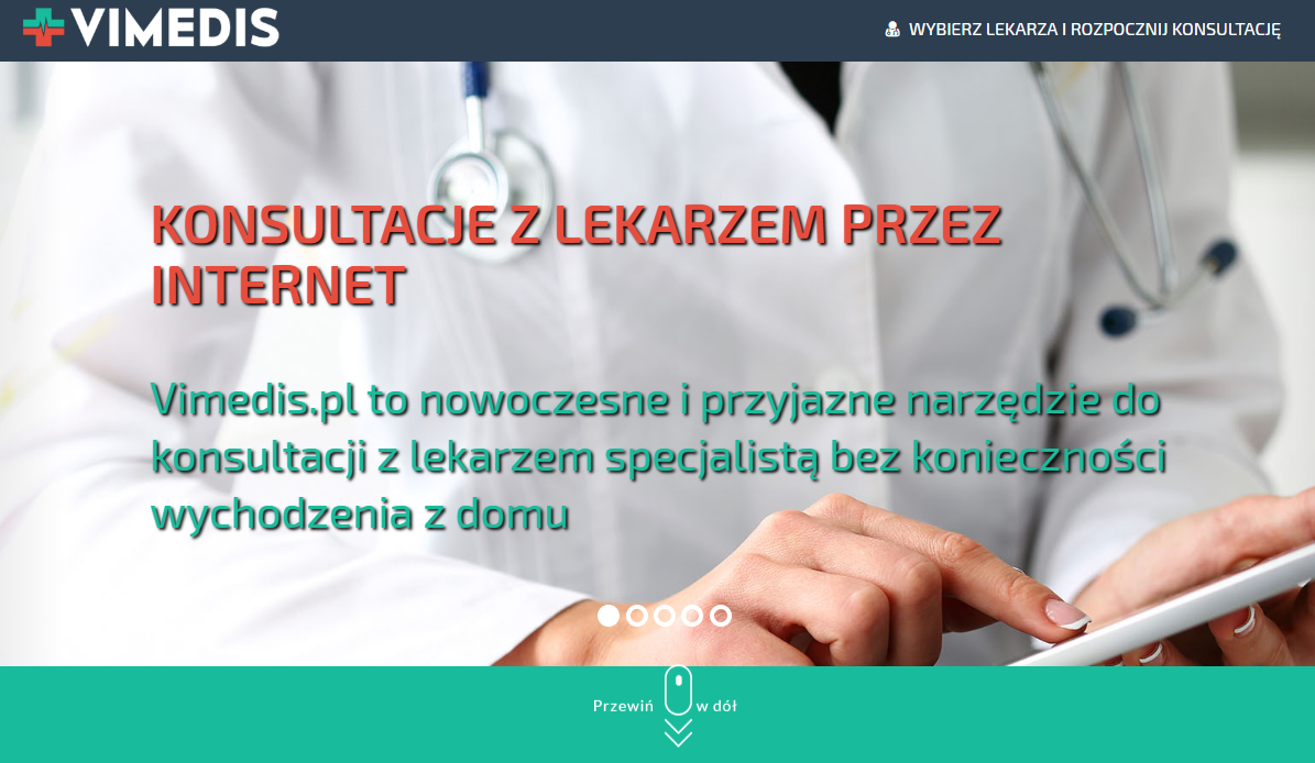 Project Vimedis.pl